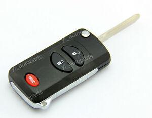 3-Buttons-Remote-Flip-Folding-Key-Shell-Case-For-Chrysler-Dodge-Jeep-2-1-Panic