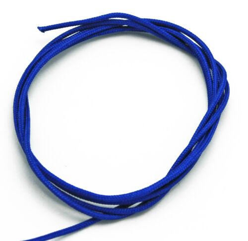 3/' BCY Royal Bleu Boucle D matériel Tir à L/'Arc Bowstring-Corde Drop Away Cordon