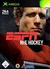 ESPN NHL Hockey (Microsoft Xbox, 2003, DVD-Box)