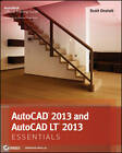 AutoCAD 2013 and AutoCAD LT 2013 Essentials by Scott Onstott (Paperback, 2012)