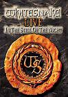 Whitesnake - Live In The Still Of the Night (DVD, 2013)