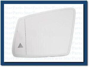 MERCEDES-CLASSE-S-CL-W216-Vetro-specchietto-SX-ESTERNA-a2128102221