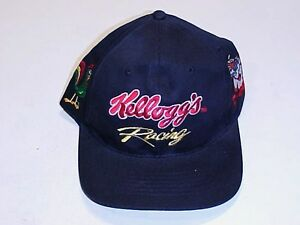 Kelloggs Indy Racing Hat Auto Racing Hat NEW OEM