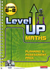 Level Up Maths: Teacher Planning and Assessment Pack: Levels 6-8 by Keith Pledger (Mixed media product, 2009)