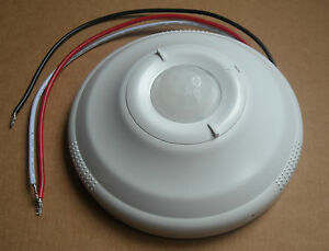 Occupancy Ceiling Mounted Pir Motion Sensor Switch 120v