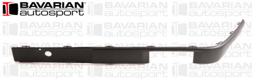 BMW OEM EURO Bumper Trim - Front Left & Right - BMW E30 325i 325ic 325is 318is