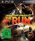 Need For Speed: The Run (Sony PlayStation 3, 2012)