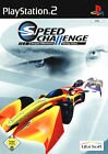 Speed Challenge - Jacques Villeneuve's Racing Vision (Sony PlayStation 2, 2002, DVD-Box)