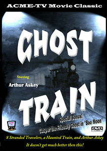 Ghost-Train-with-Arthur-Askey-New-DVD-from-ACME-TV-Mystery-Full-Screen-Region-0