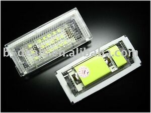 6000K-LED-LICENSE-PLATE-LIGHT-LAMP-FOR-98-03-BMW-E46-3-SERIES-COUPE
