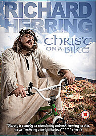 Richard Herring - Christ On A Bike (DVD, 2011, 2-Disc Set)