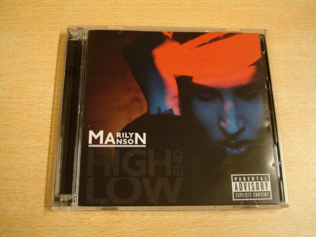 2-CD / MARILYN MANSON - THE HIGH END OF LOW