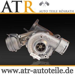 Turbolader-Turbo-Opel-Vectra-2-2-DTI-16V-92Kw-125Ps-Caravan