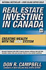 Real Estate Investing in Canada: Creating Wealth with the Acre System by Don R. Campbell (Hardback, 2009)