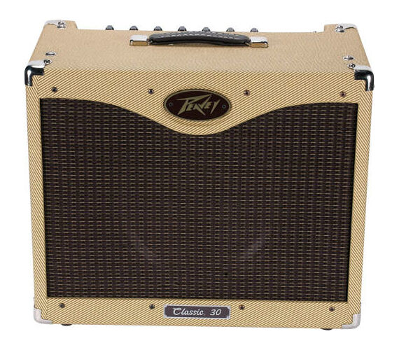 peavey classic 30 112 tweed 30 watt guitar amp ebay. Black Bedroom Furniture Sets. Home Design Ideas