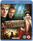 The Brothers Grimm (Blu-ray, 2011)
