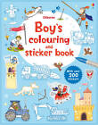 Boys' Colouring and Sticker Book by Sam Taplin (Paperback, 2012)