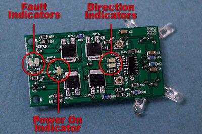 SBE Solar Tech 12V Analog solar tracker control board