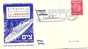 ISRAEL-1953-MAIDEN-VOYAGE-S-S-JERUSALEM-TO-NEW-YORK-CACHET