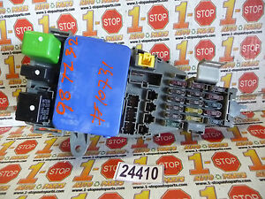 acura tl fuse box w multifunction control module image is loading 95 96 97 98 acura tl fuse box