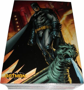 Cryptozoic-2013-DC-Batman-the-Legend-Sealed-Trading-63-Card-Set