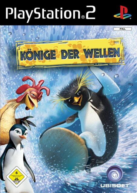 Könige der Wellen (Sony PlayStation 2, 2007, DVD-Box) neuwertig