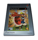 Jak and Daxter Platinum (Sony PlayStation 2, 2002)