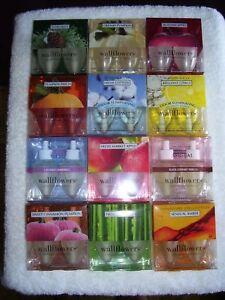Bath-amp-Body-Works-Wallflower-Refill-Bulbs-034-Your-Choice-034