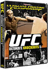 Ultimate Fighting Championship - Ultimate Knockouts Vol.5 (DVD, 2008)