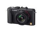 Panasonic  LUMIX DMC-LX5 10.1 MP Digital Camera - Black