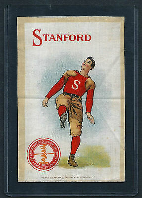 S22 SMALL MURAD TOBACCO SILK STANFORD FOOTBALL