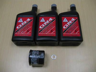 New 2004-2013 Honda VT 750 VT750 Shadow Motorcycle OE Oil & Filter Service Kit