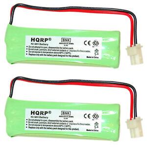 2-Pack-HQRP-Phone-Battery-for-VTech-BT183482-BT283482-DS6401-DS6421-DS6422