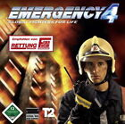 Emergency 4 - Global Fighters For Life (PC, 2008, Eurobox)