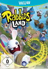 Rabbids Land (Nintendo Wii U, 2012, DVD-Box)