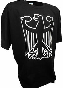 German-Eagle-Crest-Deutschland-Germany-Flag-Logo-Ww2-Panzer-Tank-Mg42-T-Shirt