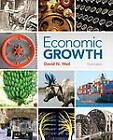 Economic Growth by David Weil (Hardback, 2012)