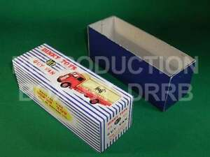 Dinky-917-Guy-Van-039-Spratt-039-s-039-Reproduction-Box-by-DRRB
