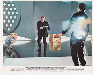 JAMES BOND CASINO ROYALE ORIG 1967 8X10 SEXY BARBARA ...