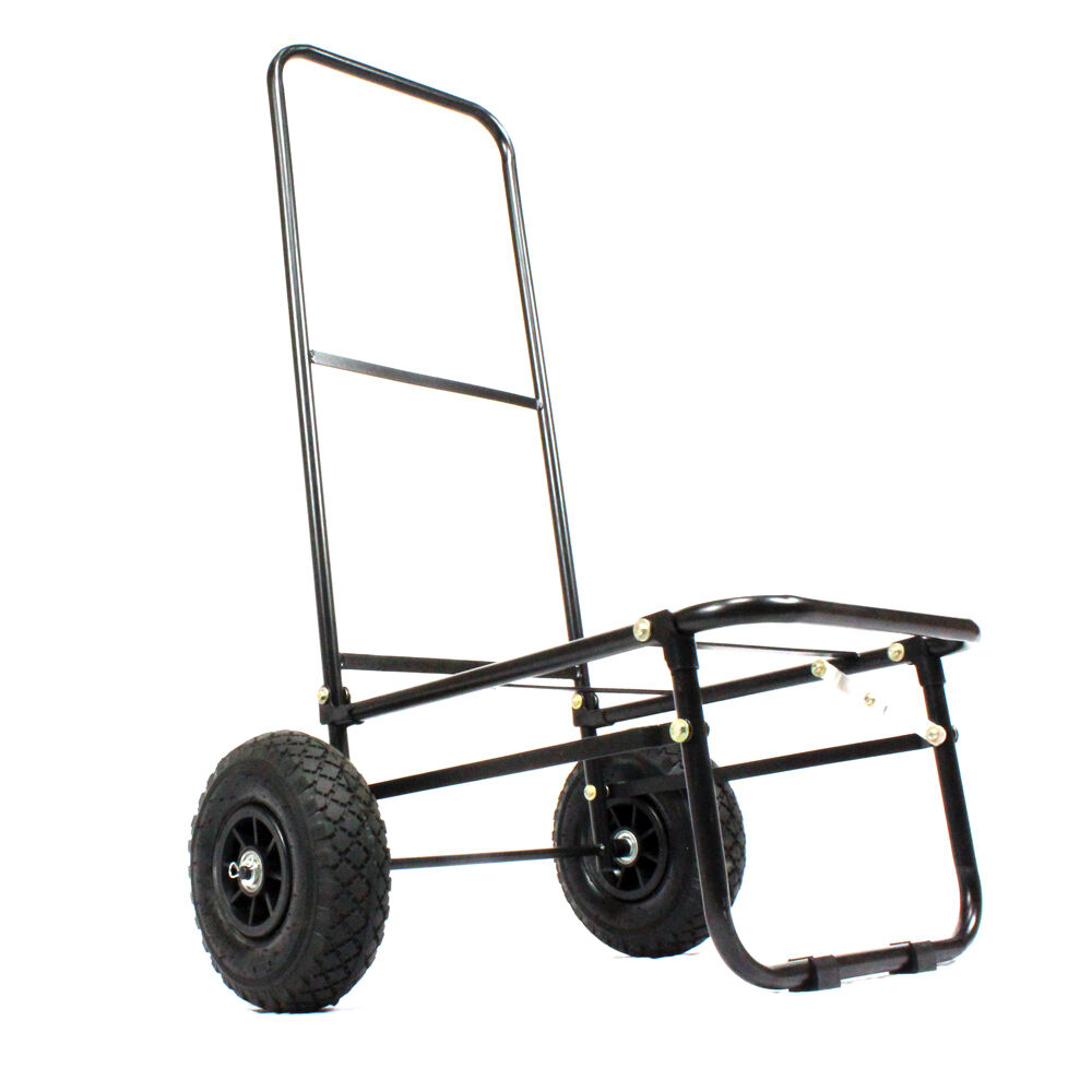 Koala Products  Large Fold Flat Seat Box  Fishing Trolley Clip Off Wheels  take up to 70% off