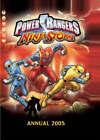 Power Rangers Annual: 2005 by Egmont UK Ltd (Hardback, 2004)