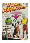 Strange Adventures #166 (Jul 1964, DC)
