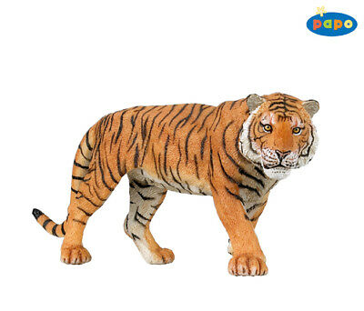Tiger 16 cm Wildtiere Papo 50004