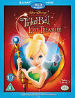 Tinker Bell And The Lost Treasure (Blu-ray, 2009)
