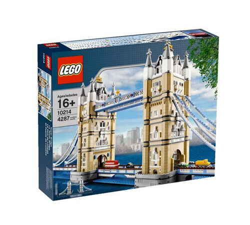 Lego Creator   Tower Bridge 10214 - BNIB - FREE DELIVERY - LEGO SUPPLIER