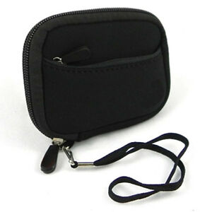 Black-Soft-Camera-Case-Nikon-Coolpix-S6200-S6300-L24-L26-P300-P310-S30-S8200