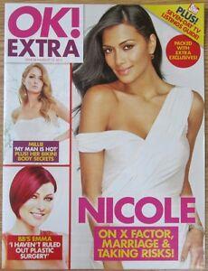 Nicole Scherzinger  OK Extra magazine  12 August 2012 - <span itemprop=availableAtOrFrom>Northolt, Middlesex, United Kingdom</span> - Nicole Scherzinger  OK Extra magazine  12 August 2012 - Northolt, Middlesex, United Kingdom