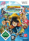 One Piece: Unlimited Cruise 1 (Nintendo Wii, 2009, DVD-Box)
