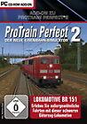 ProTrain Perfect 2 Add-On: Baureihe 151 (PC, 2012, DVD-Box)