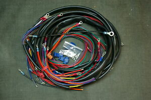 harley sportster wiring harness xlch 1971 72 image is loading harley sportster wiring harness xlch 1971 72